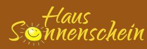 Willkommen im Haus Sonnenschein - Ferienwohnung Speckner in der Fränkischen Schweiz