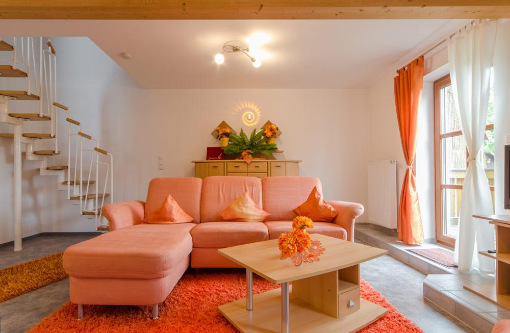 Ferienwohnung Speckner - Haus Sonnenschein - Urlaub und Erholung in der Fränkischen Schweiz